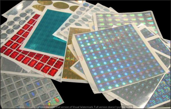 Hologram stickers Printing Jaipur (Rajasthan) Kiranholographics, Jaipur is a fast growing name in the industry of Holograms. We offering cost effective solution for brand protection and brand promotio - by Security Hologram,Holographic Film,Hot-stamping Foil and Specality Lens Flim Manufacturer In Mumbai, Jaipur