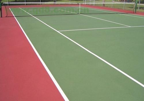 Tennis Court Flooring  We Sundek Sports Systems are manufacturers of  Tennis Court Flooring in Jamnagar.   As well as in India. We are a company which is well known in the market for the supply of a wide range of products which are available in various colours and sizes and they are used for the process of Tennis Court Construction which has a very sturdy make and they offer a high performance to the customers in the market. These products are high on demand in the market and they have been priced at very reasonable rates in the market.   Features:   Reliable Efficient On time