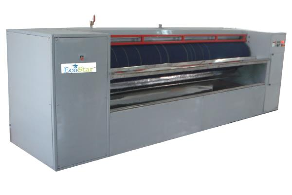 Flatwork Ironer - Suppliers, Traders near Kerala Manufacturer of Flatwork Ironing Machine - Industrial Flatwork Ironer Machine, Roller Heated Flatwork Ironer, Roller Heated Premium Flat Work Ironer Machine type: Automatic, Brand: Ecostar For more Details contact: www.nagarjun-itc.com