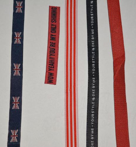Woven Polyester Tape