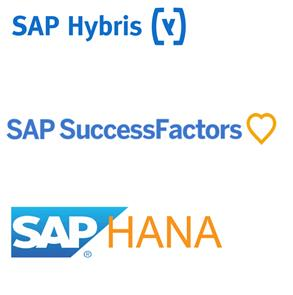 SAP Success Factors  It Includes:  1.Core Human Resource and Payroll. 2.Time and Attendance Management. 3.Learning and Development. 4.Performance and compensation. 5.Recruiting and onboarding.  6.Workforce Planning and Analytics. 7.Mobile Solutions.   WATCH:  https://player.vimeo.com/external/125555938.hd.mp4?s=a7e5afd226df4cc484e54d1fa4c44f6f35f40bc5& profile_id=113& oauth2_token_id=60920085    SAP HYBRIS : SAP Hybris products are designed to be easy to implement and integrate with your current systems. Our solutions are modular, so we can grow together as your company's needs evolve. And as the components are designed to work together, the transition process gets easier the more SAP Hybris products you decide to use.  It Features: 1.Commerce. 2.Marketing. 3.Revenue. 4.Sales. 5.Service. 6.Hybris as a service.  WATCH: https://youtu.be/QQDzlkawupU?list=PLvh5r_t6exZtI-vNgdOAkohP8LXW6HmrE     SAP HANA : SAP HANA is an in-memory data platform that is deployable as an on-premise appliance, or in the cloud. It is a revolutionary platform, which is best suited for performing real-time analytics, and developing and deploying real-time applications. At the core of this real-time data platform is the SAP HANA database, which is fundamentally different from any other database engine in the market today. This tutorial will teach you the basics of SAP HANA. The tutorial is divided into sections such as SAP HANA Basics, SAP HANA-Modeling, Reporting, and SAP HANA-SQL. Each of these sections contain related topics with screenshots explaining the SAP HANA database installations.  It's Capabilities: 1.Database Services. 2.Analytics Processing. 3.App Development. 4.Data Access. 5.Administration. 6.Security.  Watch: https://youtu.be/OFEwPwdIKW0