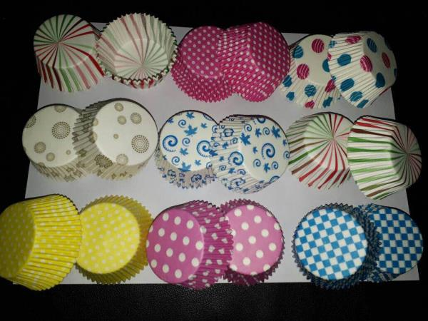 Muffins Mould and Sell Cups Available at Ramani Packaging Madurai, Nagercoil, Tirunelveli