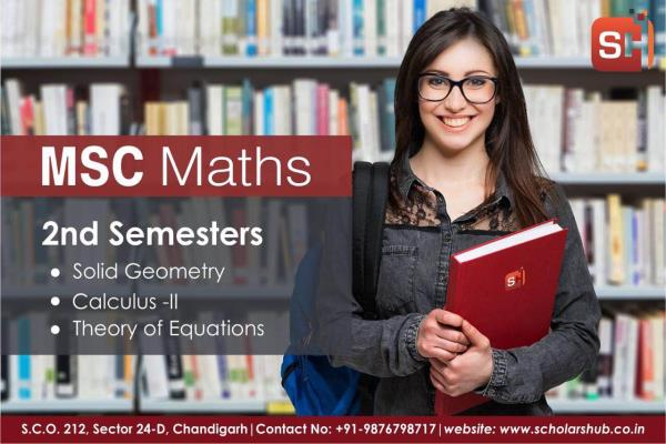 Bsc Maths Coaching in Chandigarh  BA Maths Tuition in Chandigarh  Bsc 5th Semester Maths Tuition in Chandigarh  Best Bsc Maths Coaching in Chandigarh  Scholars Hub 9876798717