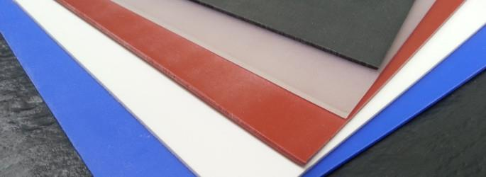 Silicone Food Grade Rubber Sheeting is of high quality, made from pure silicone rubber with a hardness of 60° shore A and in accordance with FDA [Food & Drug Administration – Department of Health and Human Services].   This sheeting has a smooth finish and is suitable for medium heat applications.  Himsan Polymer's Silicone Sheets are well known for its use in food, pharmaceutical and other clean industry applications. It is a resilient material capable of maintaining many of its properties at extremely low and high temperatures.   Silicone will keep constant even at high temperatures, but should not be used with high pressure steam. Silicone has excellent resistance to heat (dry air), at +200°C intermittent and will remain flexible at low temperatures of -70°C and is also resistant to ultra-violet light, Ozone, sea water and weathering. Silicone also exhibits low in flammability and low smoke toxicity.