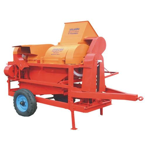 We are leading manufacturer of multicrop thresher machine in Nagpur. - by Dagoba Engineering Works, Nagpur