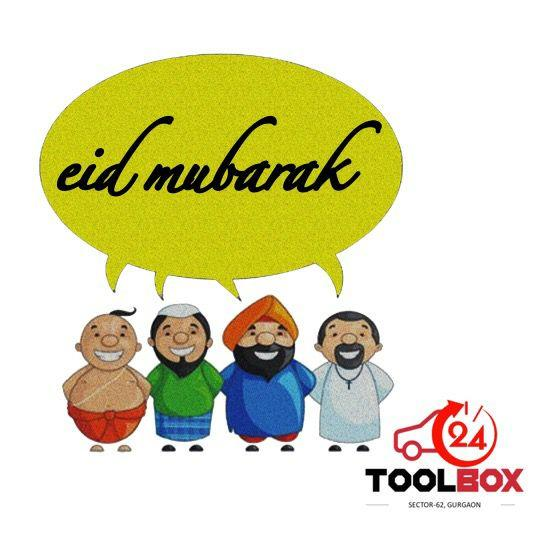 Eid Mubarak from all of us at 24 Toolbox. Enjoy our special packages for Car Service at our facility in Gurgaon.