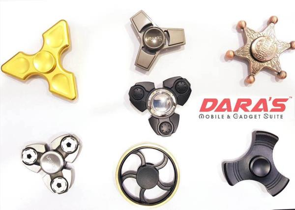 New Models and range of premium fidget spinners @ 899 to 1499/-