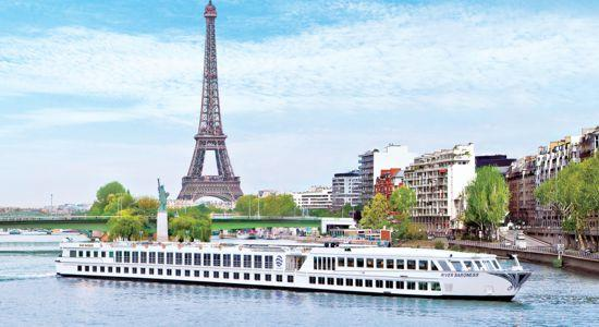Seine River Cruise in Par