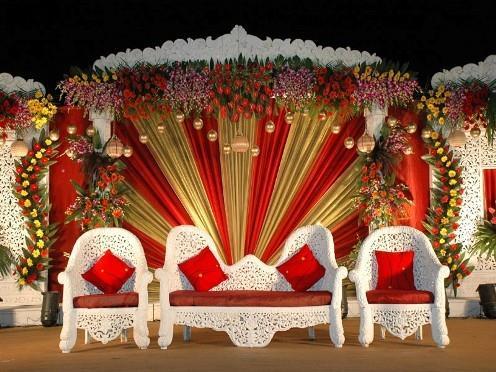 contractor kalyana mandapam Blossoms Decorator in