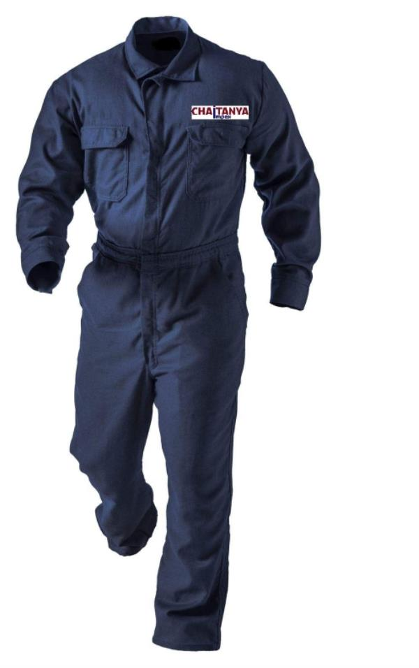 Industrial Dungarees India Delhi  Best Price Cheap to Cheapest High End to Techniqual Global supplier Including UK, USA, UAE, Middle East, Africa, China, Sri Lanka  Coverall Direct From Fabric Factory - by Chaitanya Impexx, Delhi