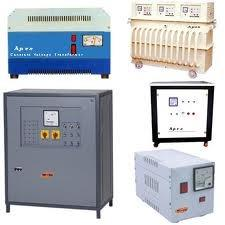 Servo Voltage Stabilizer.  Asa
