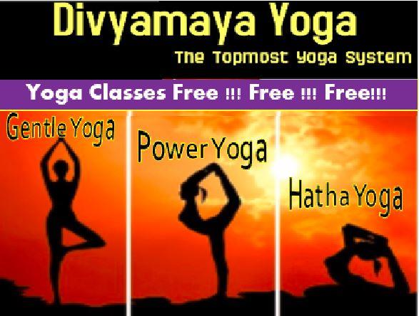 Special offer for Yoga & Meditation Classes: --> 2days free yoga classes  --> Rs.500/- only for monthly yoga & meditation classes --> Yoga classes for Kids, Youths and Adults --> Enjoy many benefits like  Physical Benefits: cure/control B.P., diabetes, migrane, headache, backpain, asthma, arthritis, insomnia, etc.,  overcome addiction younger looking skin weight loss younger looking skin improves immunity less medical care pain relief  Mental Benefits: Improve Focus & Concentration Enhances Memory Deeper Learning Strengthens Will Power Improves Mental Balance Betters Motivation Solves Complex Problems Slows Mind Aging Balanced Thought Process  Emotional Benefits: Being Productive Sense of Accomplishment Feeling Healthy Being in Control Peaceful, Calm & Relaxed Feeling Loved Sense of Adventure Feeling Wise & Intelligent Feeling Safe  Spiritual Benefits: Discover Life's Purpose Liberation From Karma Knowledge of Self Brings Transcendental Bliss Freedom from Re-incarnation Cleanse Aura Open Your Chakras Reach enlightenment Connect with God  Don't miss this opportunity. Limited Seats. First come First Serve Basis. Hurry Up!!!   So, CALL NOW and get REGISTER for the yoga & meditation classes at our Divyamaya Yoga Centre, Bangalore, near Nagarbhavi.  Google Map Location: https://goo.gl/FbljGl Website: www.divyamayayoga.com / www.transyoga.net Email: contactus@divyamayayoga.com Facebook: www.facebook.com/transcendentalyogaclasses Youtube: https://www.youtube.com/watch?v=tshQ7fSRMro Twitter: https://twitter.com/jps_transyoga