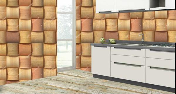 Enrich the walls of your kitchen with this superb 3D customized kitchen wall tiles. These kitchen tiles can be used to decorate the walls of your kitchen. These 3D kitchen tiles will give a classic look to your kitchen. The best feature about these kitchen tiles is that they are super easy to clean and are 100% water proof and heat resistant.   We also customize the design as per your wish and requirement.   We are the only tile dealers in entire Hyderabad to provide you with these new and excellent 3D kitchen tiles.