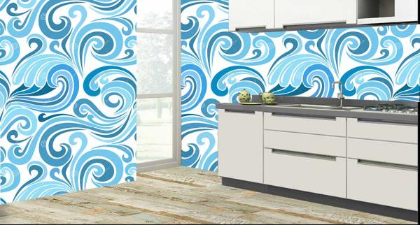 Embellish the walls of your kitchen with this superb 3D customized kitchen wall tiles. These kitchen tiles can be used to decorate the walls of your kitchen. These 3D kitchen tiles will give a distinguished look to your kitchen. The best feature about these kitchen tiles is that they are super easy to clean and are 100% water proof and heat resistant.   We are the only tile dealers who can customize the design of the tiles as per your wish and requirement.   We are the only tile dealers in entire Hyderabad to provide you with these new and excellent 3D kitchen tiles.
