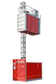 Construction hoist in Pune. Construction lift in Mumbai. Service Lifts in India. Temporary lifts in India.