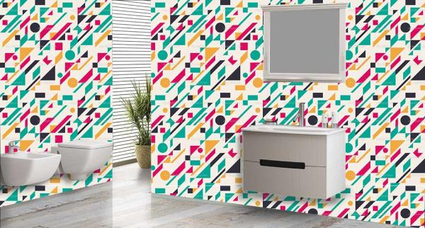 Embellish the walls of your bathroom with this superb 3D customized Bathroom Wall Tiles. These Bathroom Tiles can be used to decorate the walls of your bathroom. These 3D Bathroom Tiles will give a gr - by Mannmohh, Hyderabad
