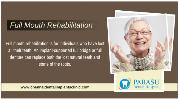 Dental Implant Center in Chennai , Dentist in Chennai