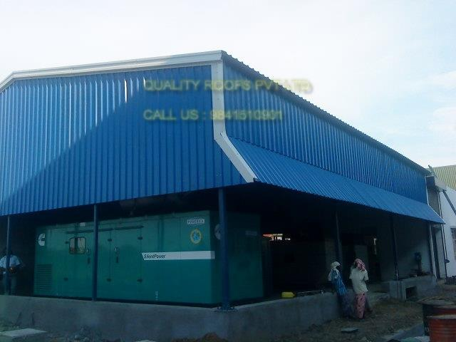 Industrial Roofing In Chennai    We are undertaking all kinds of Industrial Roofing In Chennai.  It is a cost-effective solution for various industrial needs. We also manufacture as per clients drawing and designs. Our offered services are highly demanded in the industry due to its attributes like timely completion, reliability and cost-effectiveness. Moreover, these services are rendered to the clients at an affordable price. We are the best Roofing Workers In Chennai.