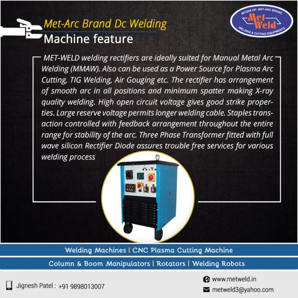 #Met-Arc-Brand-Dc-Welding-Machine  #Met-Arc-Brand-Dc-Welding-Machine-Manufacturers  #Met-Arc-Brand-Dc-Welding-Machine-Manufacturers-in-Ahmedabad  #Met-Arc-Brand-Dc-Welding-Machine-Manufacturers-in-Gujarat  #Met-Arc-Brand-Dc-Welding-Machine-Supplier-in-Ahmedabad
