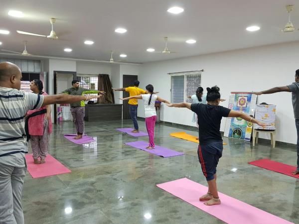 We offer variety of yoga