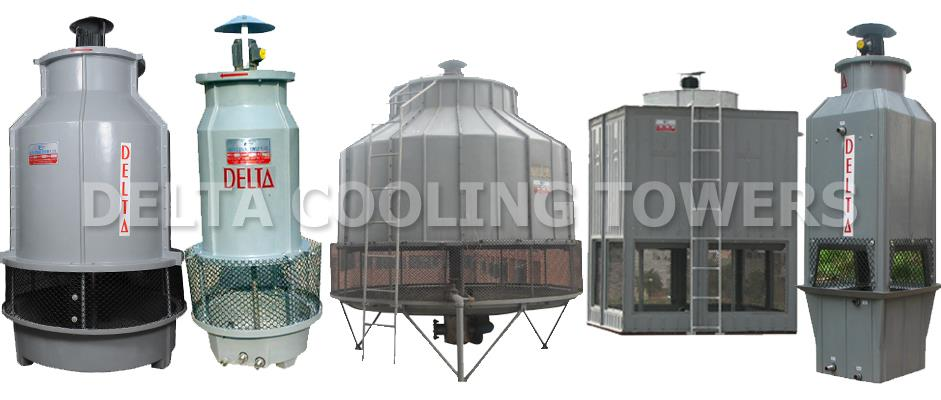 Cooling Tower  In almost any operation where it is required to cool the water being used as the medium for heat dissipation, Cooling Tower can show its maximum advantages. This is the most economical and effective way for cooling the indust - by Delta Cooling Towers P. Ltd.  9811156637, New Delhi