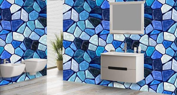 Adorn your bathroom with this superb 3D customized Bathroom Wall Tiles. These Bathroom Tiles can be used to decorate the walls of your bathroom. These 3D Bathroom Tiles will give a classic look to your bathroom. The best feature about these Bathroom Tiles is that they are super easy to clean and are 100% water proof and heat resistant.   We are the only Ceramic Tile Dealers who can customize the design of the tiles as per your wish and requirement.   We are the only Vitrified Tile Dealers in entire Hyderabad to provide you with these eminent Bathroom Tiles.
