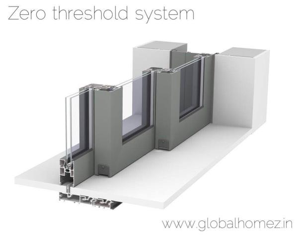 Premium Aluminium windows in india  Global homez is a premium reseller of imported aluminium systems from different parts of the globe.   Our Eco System® 45Pa is a non-insulated door system for inward and outward opening window doors, designed according to the highest European quality standards. This simple, yet highly innovative design offers a very cost-efficient solution thanks to its optimised fabrication process. As with all Reynaers systems, a 10-year guarantee is offered.  Please visit our studio in Ghitorni and experience the quality  Farm 4, club drive road Ghitorni New Delhi