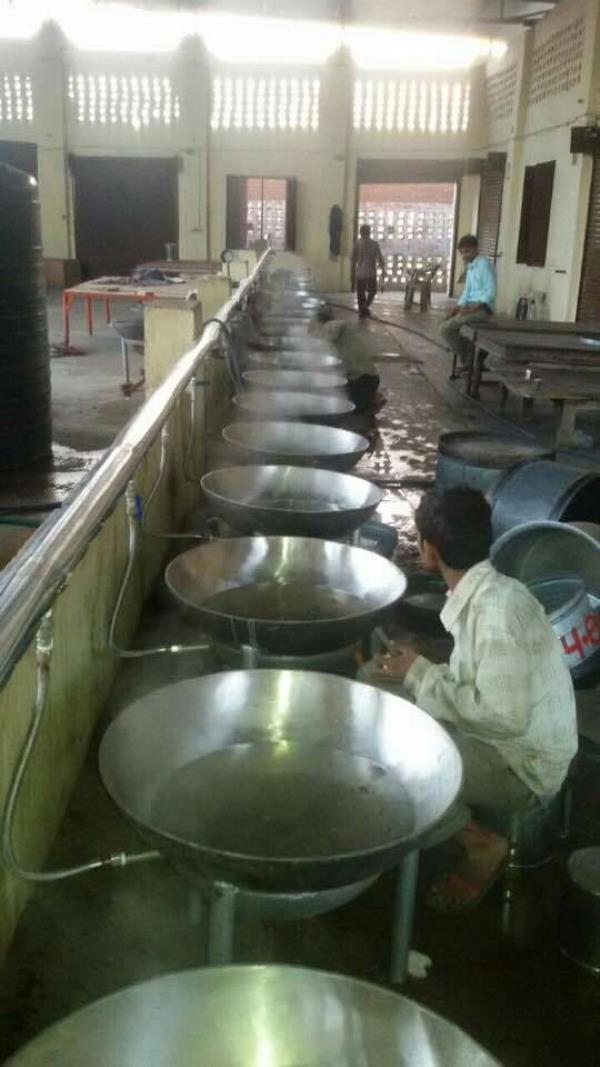 mava Plant       - by Dev Boilers, Ahmedabad
