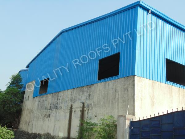 Steel Roofing In Chennai     We are the best Steel Roofing Chennai. To make a timely execution of these services, our experienced professionals are highly dedicated to their profession. Also, we provide these services at industry leading prices. Our offered roofing services are widely acknowledged by our clients due to its reliability, timely execution and cost effectiveness. We are the leading Roofing Manufacturers In Chennai.
