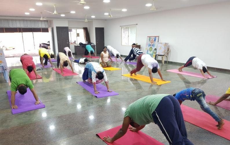 Best Yoga for Back Pain:  There are many yoga poses which relieve your lower back pain or upper back pain. One of the yoga poses is downward dog pose or adhomukha shwanasana.   Based on one's health issues, we provide the special yoga package or therapeutic yoga plan which not only consider the yogasanas, but also pranayama, diet plan, meditation, etc., so that yoga practitioners can recover quickly from their health issues.