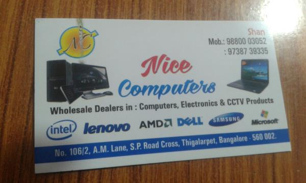 Nice computers sp road