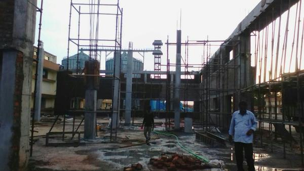 Ongoing project in singar