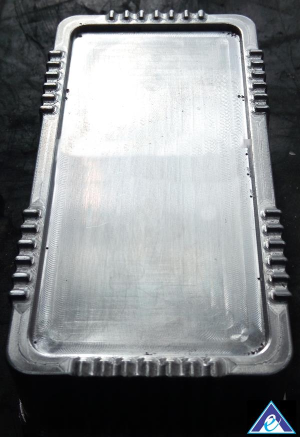Ability Engineering Pvt Ltd (AEPL) manufactures all kinds and ranges of Thermoforming and Vacuum Forming Mould/Mold.  This mould/mold is made for packing of food products. Our mould/mold can be done to industrial, medical, hardware etc. purposes.
