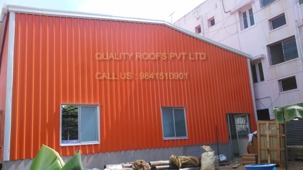 Warehouse Roofing Contractors In Chennai     We are the leading Warehouse Roofing Contractors In Chennai. This Warehouse Roofing Contractor is rendered under the guidance of our professionals who hold rich industrial experience of this domain. Moreover, these services are provided at affordable prices. We are the best Industrial Roofing Contractors In Chennai.