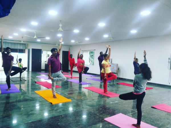 Best Yoga Classes:  Join our one of the top yoga studio and enroll for traditional yoga classes now @Rs.500/- per month.