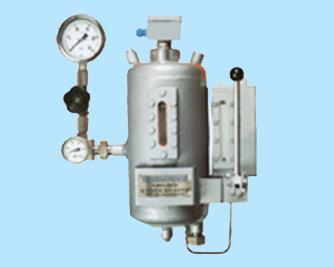 The LIE/TS-712 performs all the basic functions of a buffer/barrier system for the operation of double seals:      To pressurize the buffer chamber     Leakage compensation     Buffer/barrier fluid is circulated by thermosyphon effect or forced circulation     system     To cool the seal     To selectively absorb product leakage and prevent dry running (tandem      arrangement)     Use compressed air or nitrogen for pressurization  With LIE/TS-713 system it is possible to supply buffer/barrier fluid to double and tandem mechanical seals for a broad range of applications. The LIE/TS-713 thermosyphon vessel is available in 2 standard sizes with flat ends, sight-glasses for level monitoring and with or without cooling coil. LIE/TS vessels are equipped as standard with all the necessary system connections and brackets. The modular system allows the LIE/TS-713 vessels to be combined with a wide range of system components such as, e.g. level switch, circulation pump, hand refill pump, thermometer, base frame, Pressure Gauge 0-10, 0-25, 0-40 bar Level Gauge To indicate barrier fluid etc.