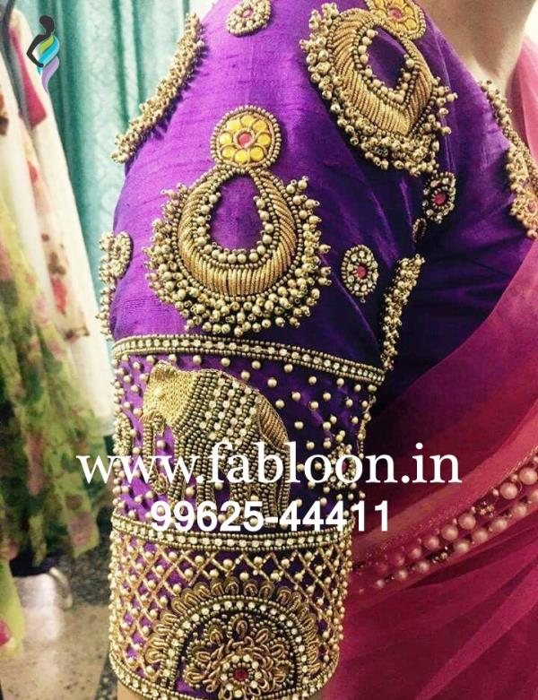 Wedding Blouse Tailors In Chennai.  Fancy Blouses For Wedding At Fabloon Latest Wedding Blouse Designer In Vadapalani, Mob: +91 9962544411, 044 48644411.         Fancy Wedding Blouse Designs are available in plenty near Vadapalani.  Get your hands on the latest and most Fashionable Fancy Designs and Cuttings On Wedding Blouses to complete the special-day look.  Also, the Fancy Blouses For Wedding are available at a very reasonable price in our showroom Fabloon.  Simple, elegant and glamorous, Fancy Blouses For Wedding are apt to look gorgeous on any special occasion. Available in Fabloon, these Wedding Blouses include various categories to help you choose only the best. Fast Delivery within short period is extended without additional cost during this non-season. Check all updates for more collections.