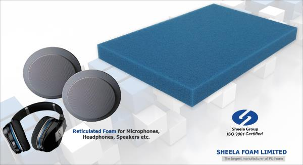 Reticulated Foam supplier   We are the largest Manufacturer & Supplier of Reticulated Filter Foam.  Major Applications:  Air Filtration  Oi & , Liquid Petroleum Products  Water Filteration Speakers & Grills Ceramic Foam Filter Outdoor Furniture Microphones and Headphones Safety Fuel Tanks Ink Cartridge  For more detail:  http://www.sheelafoam.com/reticulated-foam-export.html   CHAT WITH US : We are ON LINE: http://www.sheelafoam.com/automotive-foam.html