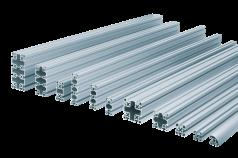 Bosch Rexroth Aluminium Profiles extrusion in India Aluminum profile is high quality and easy to assemble and modify as required by you Best brand aluminum profile T slot is available with us call 9880566644  www.ibizkart.com
