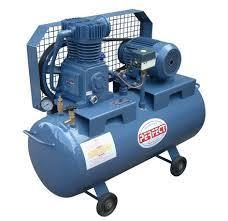 Single Cylinder Single Stage Air Compressor  we Always try to provide best quality Air Compressor for industrial and Local use.  features:  Smooth Operation,  Easy to Install,  can Move easily,  economical,  More RPM so can provide high efficiency in work   Our Air Compressor are running in Many state of India like, Gujarat, Maharashtra, Madhya Pradesh, Rajasthan, Delhi, Kerala, Karnataka etc.