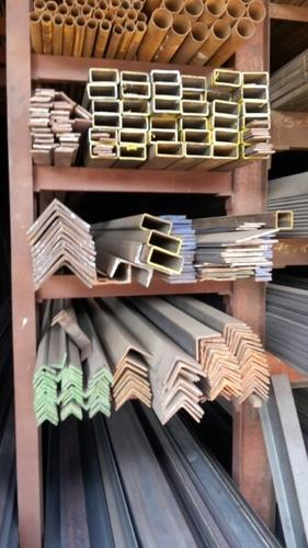 Iron Angle Dealer In Andheri   Deals in structural  steel,  beams,  channel angles etc.