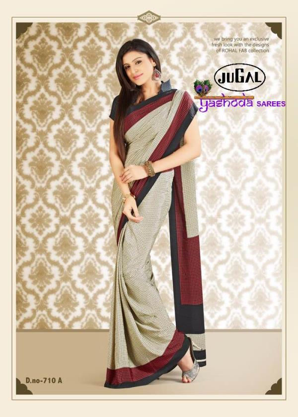 Staff uniform sarees collection yashoda sarees in suratindia ll fields like hotel staff school teacher showroom staff or any other ladies staff uniform sarees thecheapjerseys Gallery