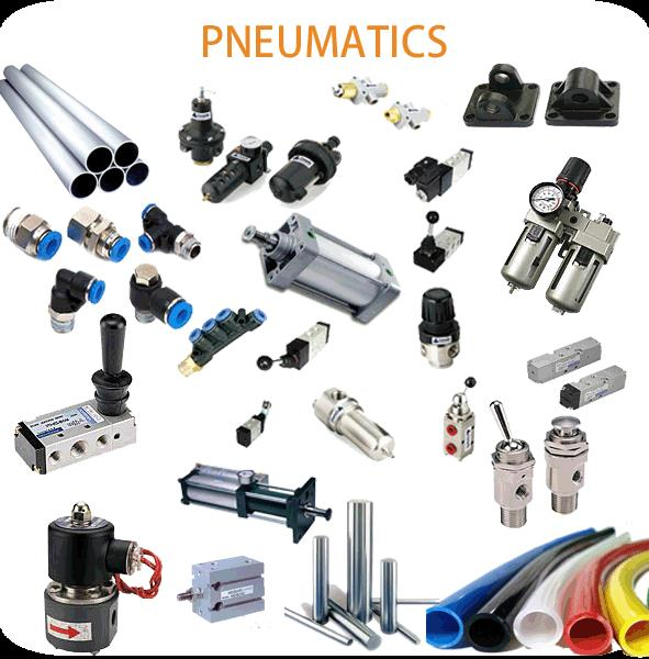 Pneumatic components dist