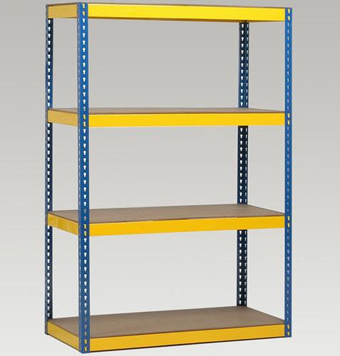 Adjustable Racks-  To Save Space and money too!!