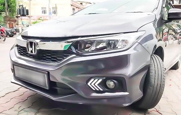Fog light drl for honda city 2017...@motominds