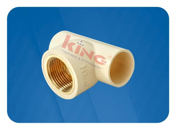 Brass fittings manufacturer king pipes and in