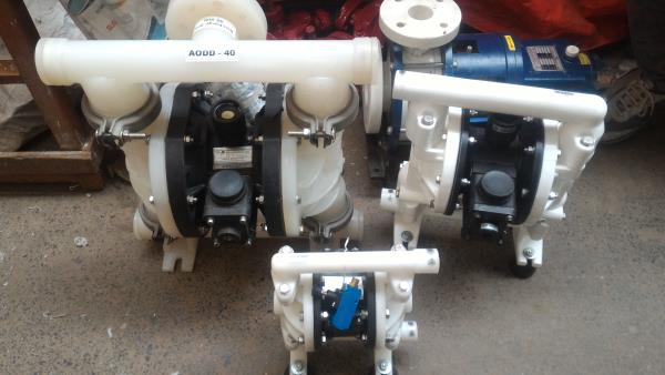 WE make air operated double diaphragm pumps starting from 1/2