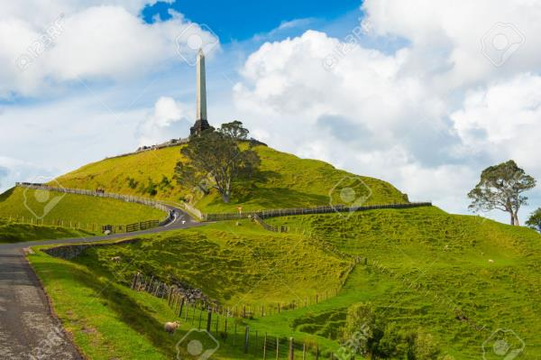 Top Tourist Attractions in Auckland(For Package and booking please write uholidays@gmail.com or 24 X 7  09213531173 www.uniqueholidays.info)  4 One Tree Hill For many Aucklanders, the volcanic cone of One Tree Hill is the symbol of their city. The 182-meter-high hill sits amid the lush Cornwall Park with a series of flower beds and stands of mature trees set amid walking trails. One Tree Hill takes up the southwest corner of the park, and the slopes contain remnants of a Maori Pa (fortified village) located here during the pre-European era. At the top of the hill is a lone obelisk built over the grave of Sir John Logan Campbell who gifted this swath of greenery to Auckland to be used as a city park. There are fantastic views across the cityscape from the hill summit. Address: Manukau Road, Epsom