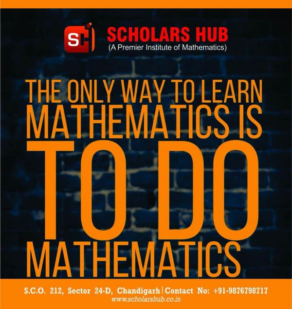 Best Coaching for Bsc Maths 3rd and 5th Semester  Probability, Analysis, Algebra, Calculus, Differential Equations, Trignometry Classes are conducted by Renowned highly experienced Net qualified Msc Maths Faculty. Bsc Ba BCA Maths Tuition in Chandigarh  BA Maths Coaching in Chandigarh  BCA Maths and Statistics Coaching in Chandigarh