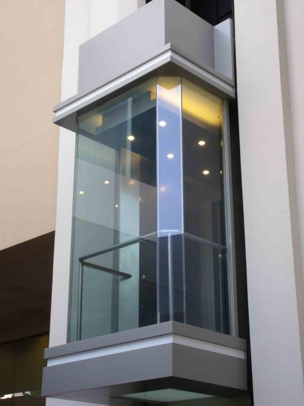 Glass lift. Capsule lift. Imported Lift. Glass lift in Mumbai. Glass lift in India.